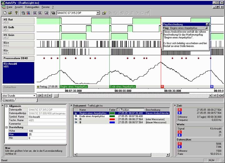 plc analyser autospy foxon