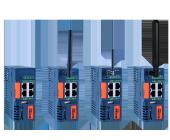 eWON COSY 131 - průmyslový modem LAN, možnost připojení po WAN, WIFI, 3G nebo 4G (LTE)